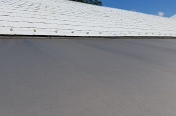 Commercial re-roofing services